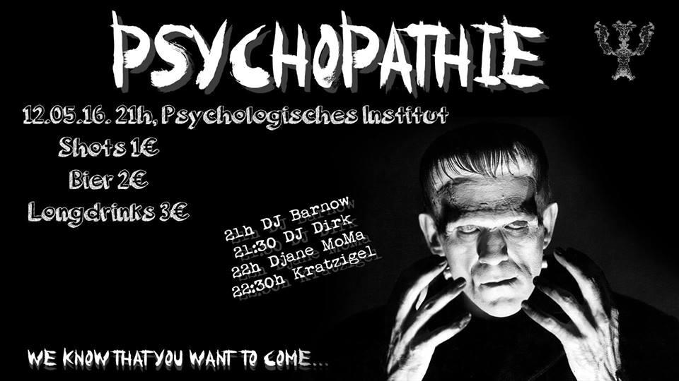 PsychoPathie SoSe 2016
